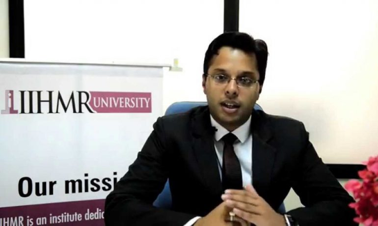 Dr.  Surbhit Gupta | MBA Hospital and Health Management | Placed at Thumbay Group – UAE