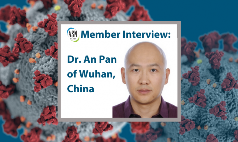 Nutritional Epidemiologist's Encounter with Coronavirus (COVID-19) in Wuhan, China