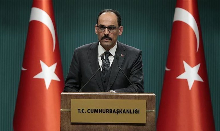 Greek 'maximalist position' defies law, logic: Turkey