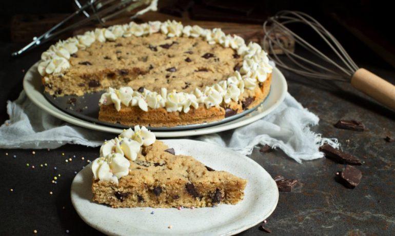 Keto Cookie Cake