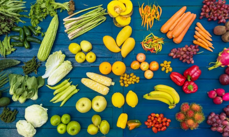 Add Color to Your Diet and Improve Colon Health