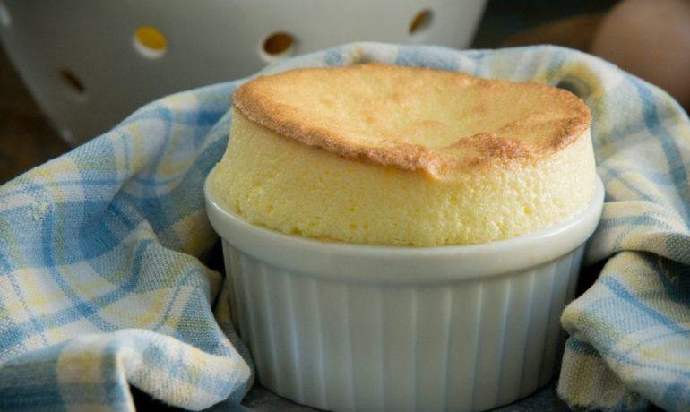 Lemon Souffles (Low-Carb | Keto-Friendly)