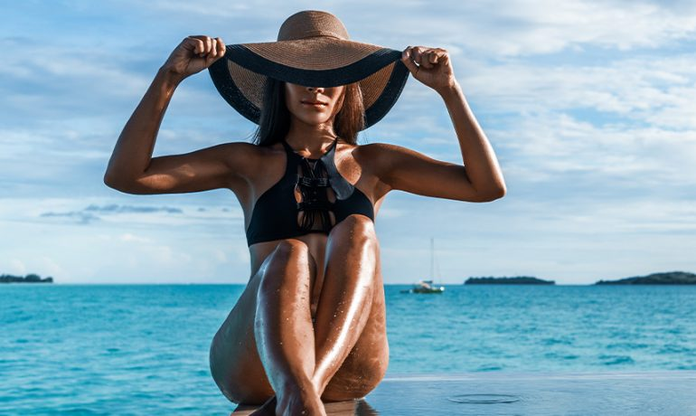 If you tan easily, can you still prematurely age and damage your skin?