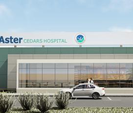 Aster Cedars Hospital Jebel Ali