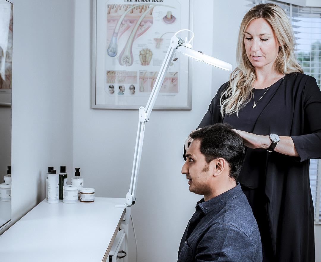 Harklinikken Hair Care Center Dubai