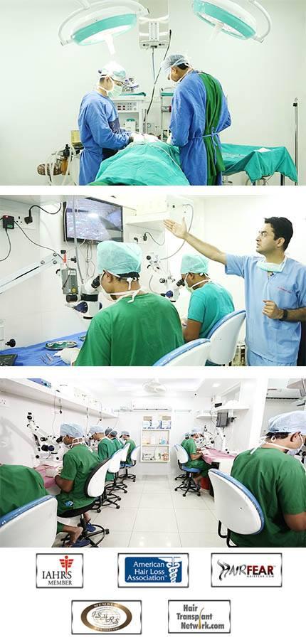 MEDISPA Hair Transplant Dubai Clinic
