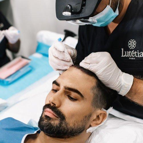 DHI Dubai Hair Transplant Clinic Dubai